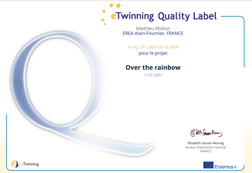 Label Qualité national etwinning - Over the rainbow.PNG